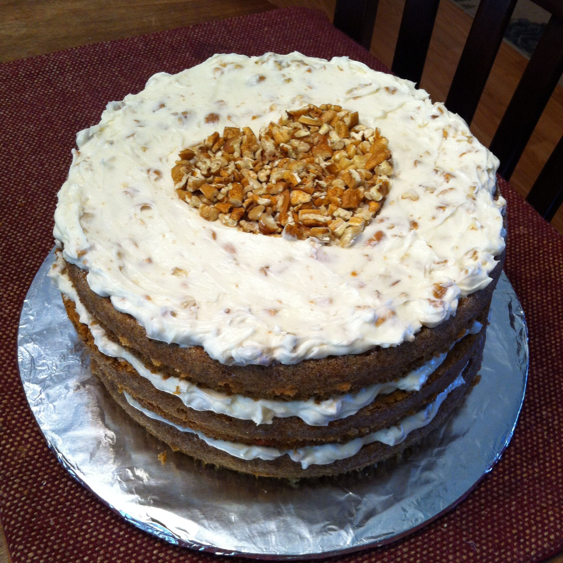 Mema S Famous Carrot Cake Quot Don T Tell Me We Re About